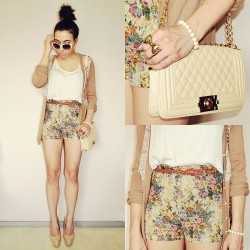 lookbookdotnu:  Vintage shorts (by Pam S)