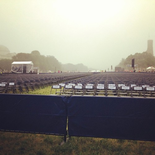 #bestjobever #2013gwgrad #onlyatgw  (at The National Mall)