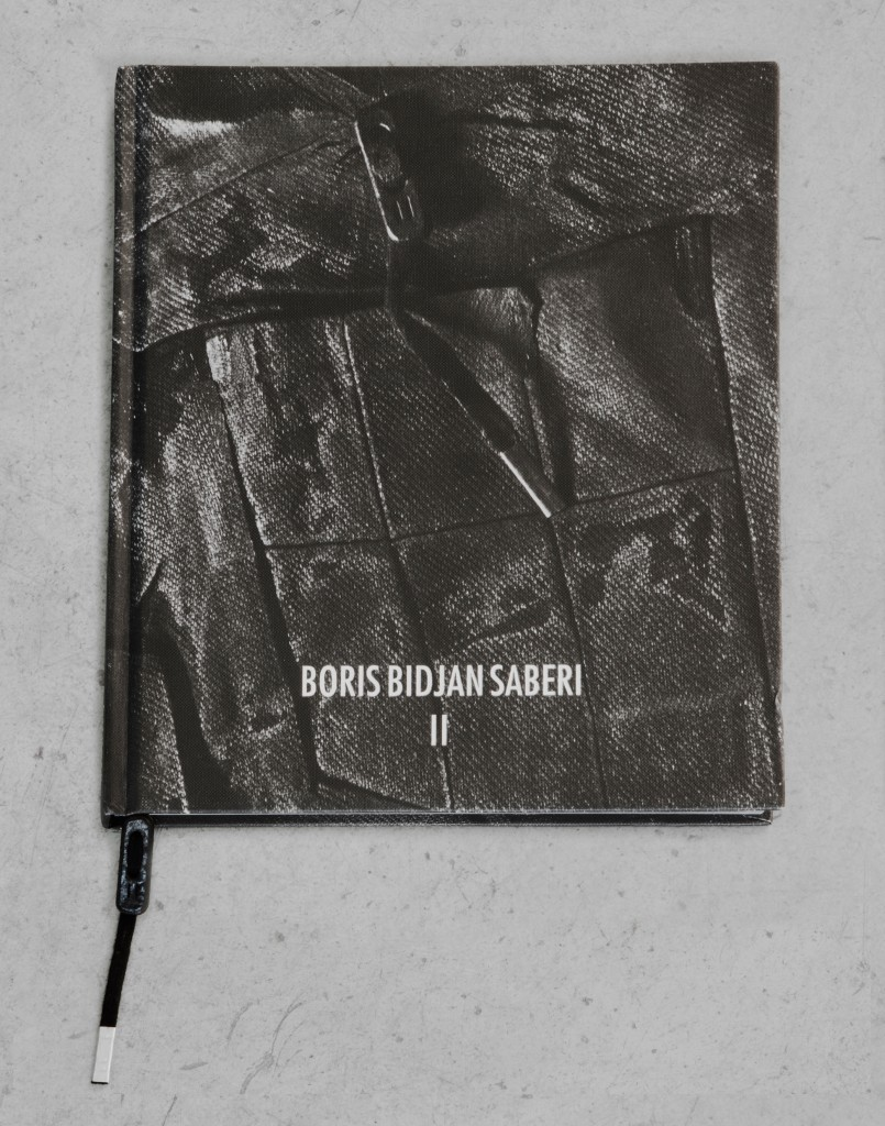 Boris Bidjan Saberi - The First Monograph written by Fabriano Fabbri and published by Atlante