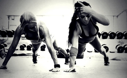 Time For Work Out | via Tumblr on @weheartit.com - http://whrt.it/10WUWcm