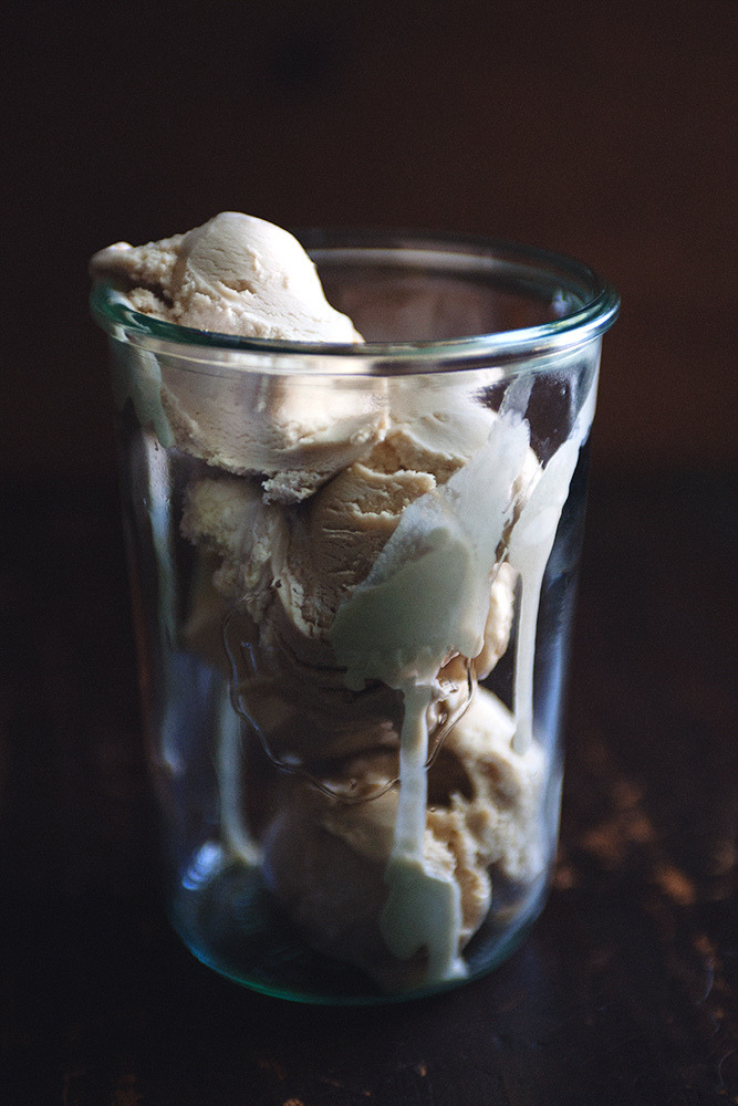 mchl:  coffee ice cream | lindaspeakeasy