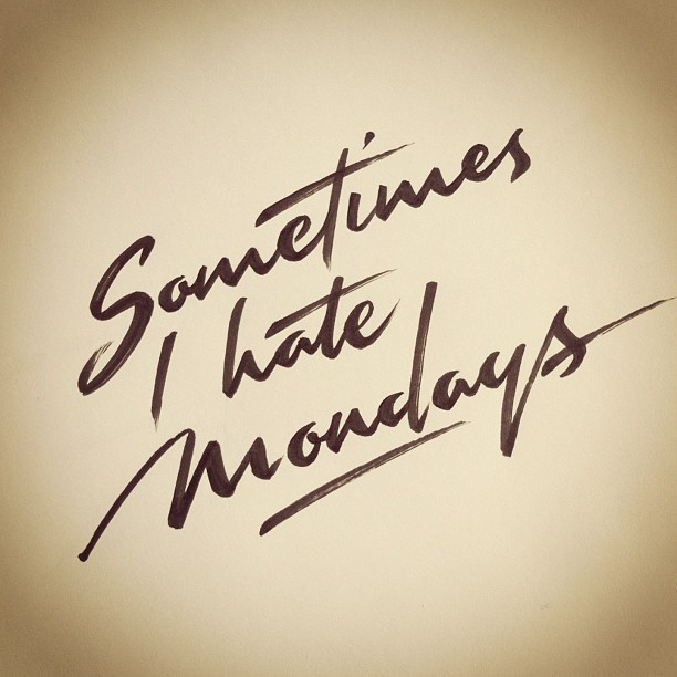 matthewtapia:  Just sometimes #mondays #quickscript