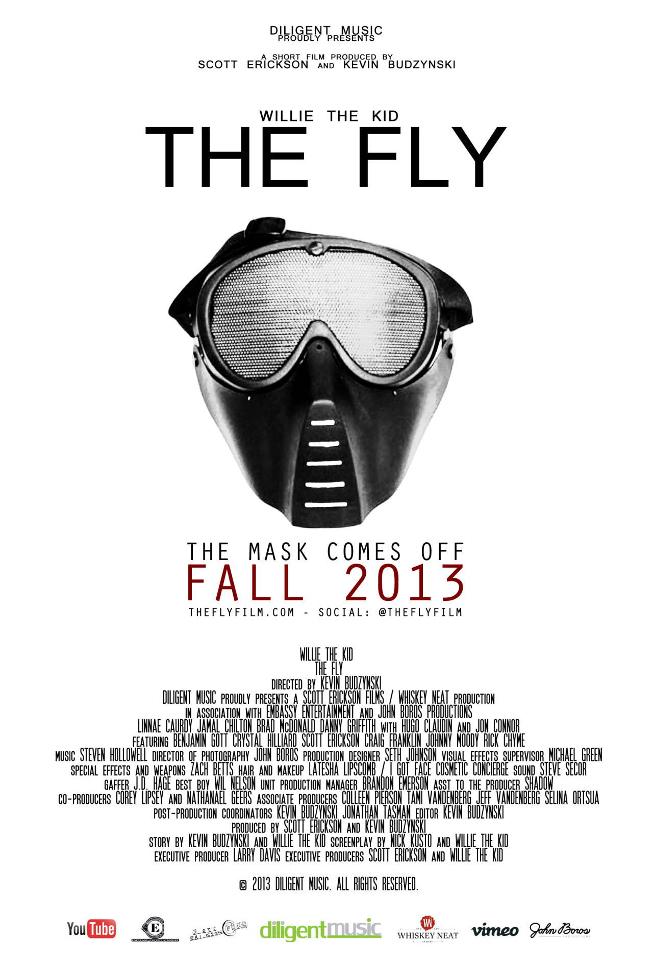 The Fly official teaser poster.