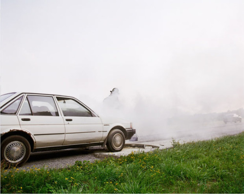 Great series. (via Portraits of Motorists Stranded by the Side of the Road)