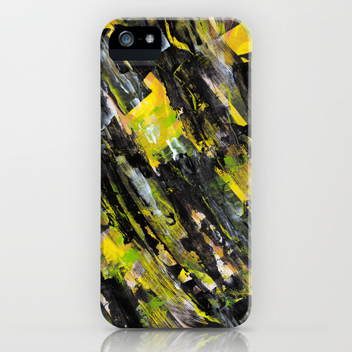 Designersgotoheaven.com - I've uploaded one of my paintings on the Society6 store. You can buy it as an iCase, print or pillow.. (by @andreirobu)