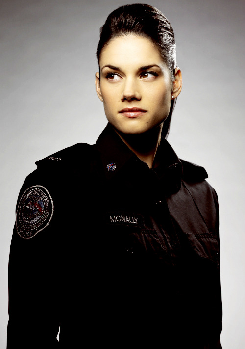 Missy Peregrym - Rookie Blue Season 4