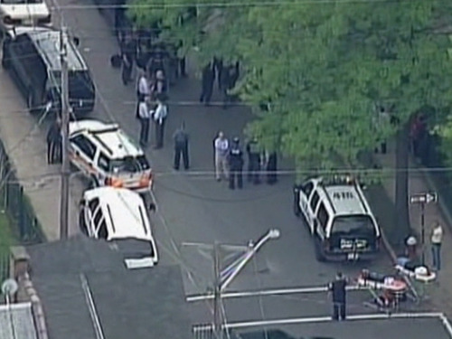 Three dead, three safe after 36-hour Trenton hostage drama (Photo: NBC News) Three children are safe after a 36-hour standoff with an armed man in Trenton, New Jersey ended early Sunday, police said. Read the complete story.
