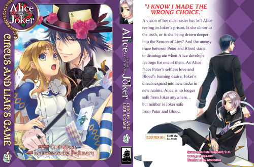trick or alice otome download