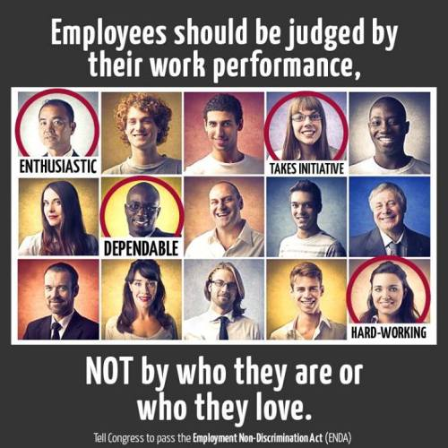 ourtimeorg:  No one should be fired because of who they loveIf you agree, add your name: http://wefb.it/31dxao
