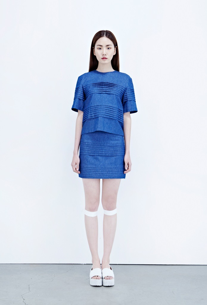 strapazzolli:  Low Classic S/S 2013 collection by Hwang Hyejung.