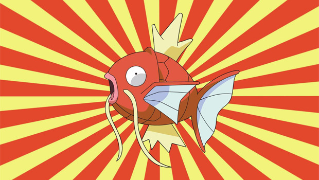 albotas:  Japan Gets Downloadable Magikarp for Pokemon Black and White 2 So the Pokemon Center in Nagoya, Japan is getting a very special downloadable Pokemon for those who own Pokemon: Black/White 2. It's a Magikarp. But not just any Magikarp, no no — this Magikarp is perhaps the greatest Magikarp ever created. The usually worthless Magikarp, being offered from March 20 through May 6, is actually a level 99 shiny Pokemon that doesn't JUST know splash, but also flail, bounce, and also hydro pump. He's also going to be holding a rare candy. Ultimate troll Pokemon? I think so.