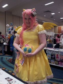 This was just one of the most adorable Fluttershys ever!