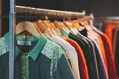 I want to roll around in a pile of colorful sweaters. Is that weird?
