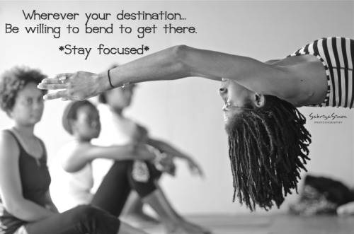 Photo Title: ~ Choose Your Destination ~ {Image taken of Ashtanga Yoga Instructor, Shakira Williams, at Bromley Retreat Center in St.Ann, Jamaica - https://www.facebook.com/BromleyJamaica?fref=ts }