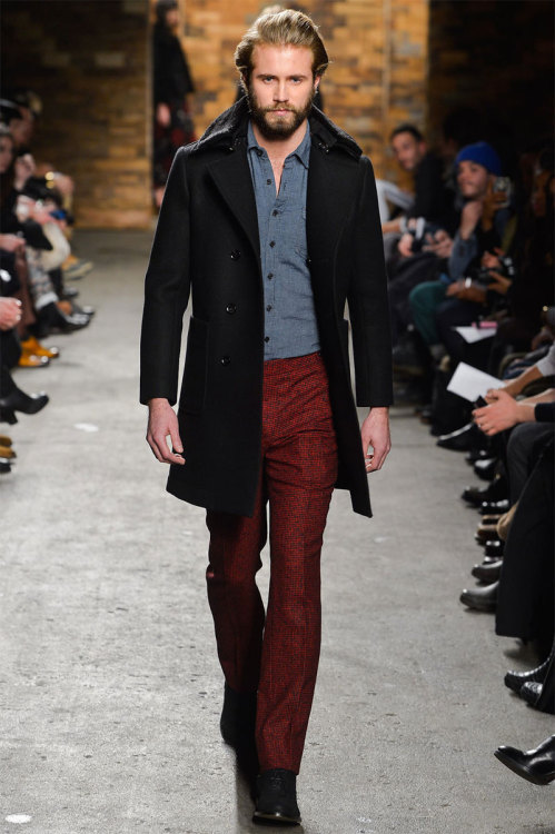 Billy Reid Fall/Winter 2013