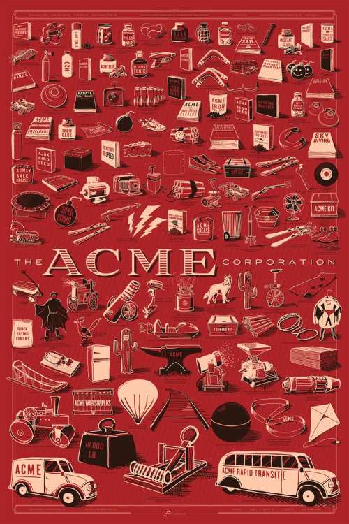 visualgraphic:  The ACME Corporation