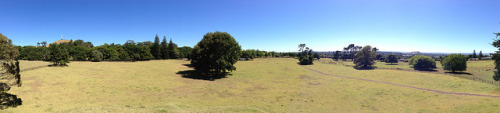 One Tree Hill & Cornwall Park Panorama on Flickr.