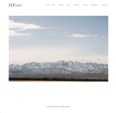 Updating website-  www.sjkooiii.com