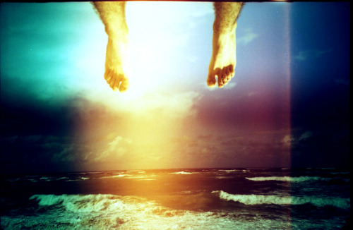 lomographicsociety:  Lomography Tag of the Day - light leak
