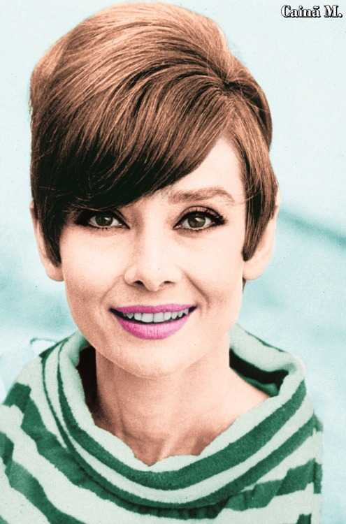 Audrey on the Way to the Colors. ORIGINAL IMAGE (P&B)