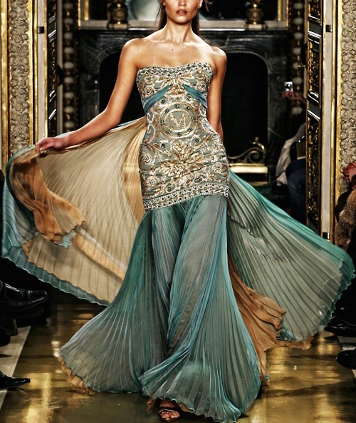 agameofclothes:  Zuhair Murad for Elia Martell, Courtesy of Anisah