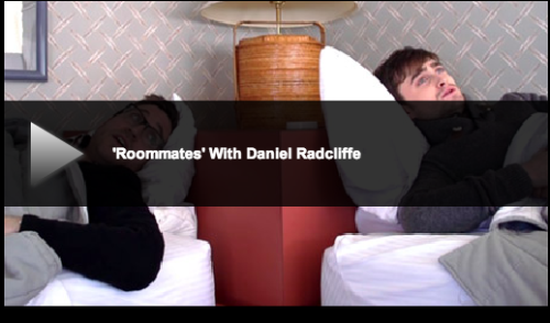 You're going to want to be Daniel Radcliffe's roommate after watching this interview…