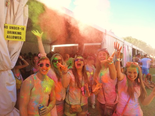 Holi One Festival - Johannesburg, South Africa