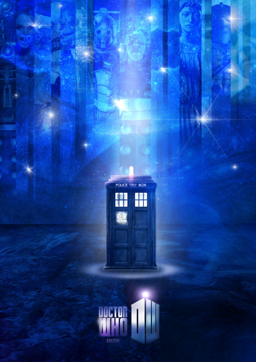 It is returning through the dark… AKA Doctor Who is back in 5 weeks time !!!