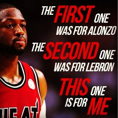 #HeatNation 😝🔥 D.Wade #OnToTheNext #ConferFinals #1000th #Post