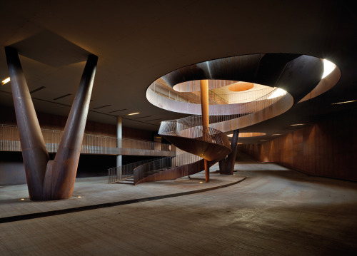 antinori winery | stair ~ archea associati
