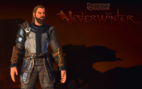 My devoted cleric in D&D: Neverwinter, he's around level 15. I also have great weapons fighter who's about 10. My only regret is that I have so little time to play. Did I mention it's free?