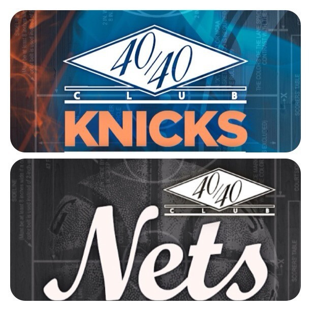It's a double header as the @nyknicks and @brooklynnets face off against #Washington and #Detroit! Doors are open now and we're ready to ROC with you!