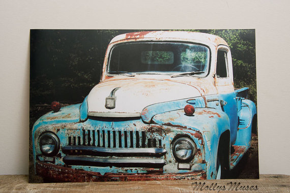 old truck photo by MollysMuses
