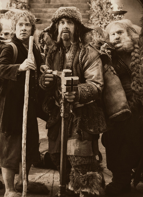 i-want-to-boff-bofur:  One of my favorite images of this film.