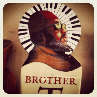 Brother Thelonious on tap at Flatiron. Brand new draft system. Remodel on deck! Great folks behind the bar! #flatiron @rival @ladybatz @smellasue #theloniousmonk #beer (at Flatiron  Sports Bar & Late)