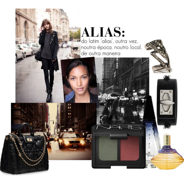 alias por honeydoom usando nars cosmetics