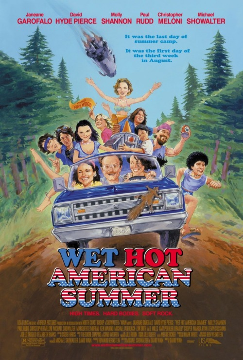 Movie #20 of 2013: Wet Hot American Summer