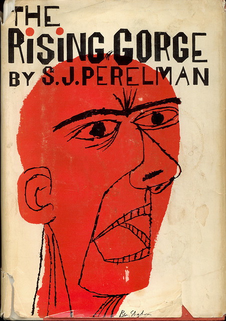 The Rising Gorge on Flickr. Cover art by Ben Shahn. 1961