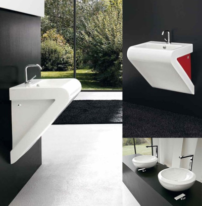 homedesigning:  (via Unique Bathrooms by ArtCeram)