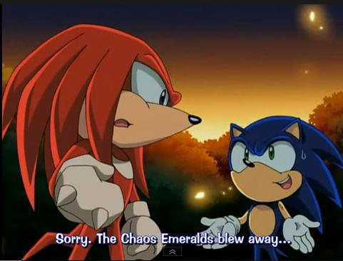 rainbowcheckers:  I seriously adore Sonic X.