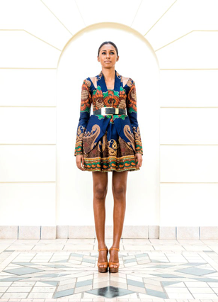 Inspired by Rome. The new collection by Taibo Bacar. See it here, after the click:http://www.africanprintinfashion.com/2013/04/prints-of-week-taibo-bacar.html