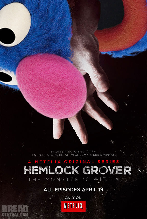 The cutest parody of Hemlock Grove ever?