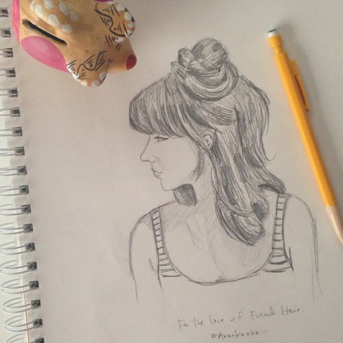 For the love of french hair // #annakarina