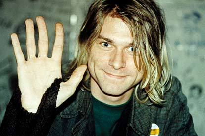 blind3r:  Gone 19 years ago today RIP Kurt Cobain