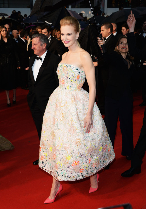 fuckyeahhotactress:  Nicole Kidman, at the opening ceremony of Cannes Film Festival, May 2013.