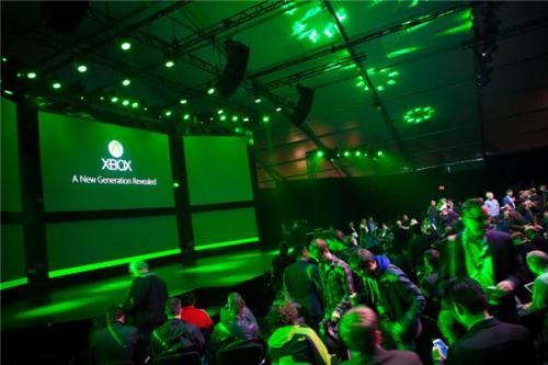 We're live from Microsoft's Xbox reveal!