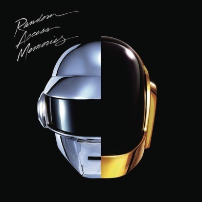 'Get Lucky (feat. Pharrell Williams)' by Daft Punk is my new jam.