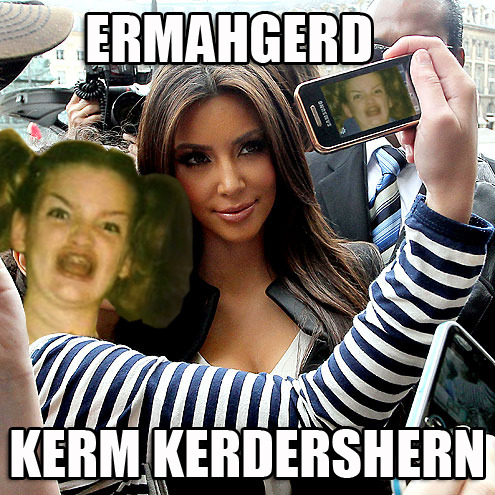 Ermahgerd Kim… The place where your favorite memes hang out, Meme Spot