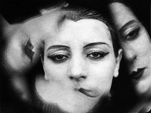 bohemea:  Kiki de Montparnasse by Man Ray