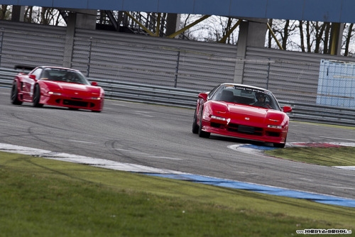Racing agains  my dad by dimervansanten on Flickr.